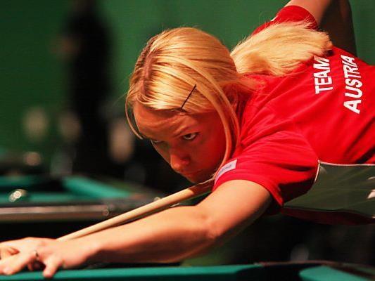 Ouschan bleibt Europameisterin im 9-Ball