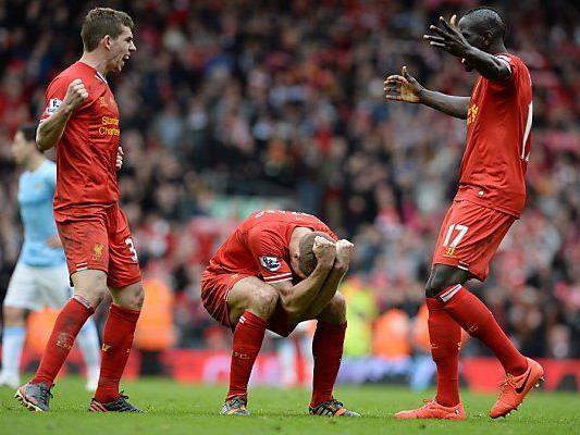Gerrard konnte seine Tränen nicht verstecken