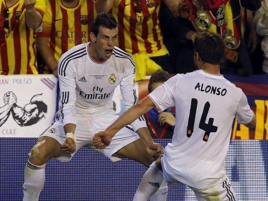 Bale sorgte für die Entscheidung