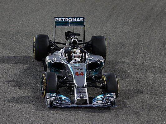 Mercedes gibt weiter den Ton an