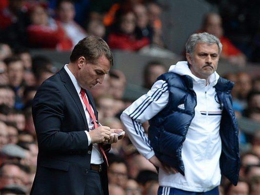 Rodgers ärgerte sich über Mourinhos Taktik
