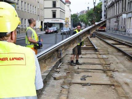 Wiener Öffi-Baustellen: Einschränkungen für Fahrgäste im Sommer