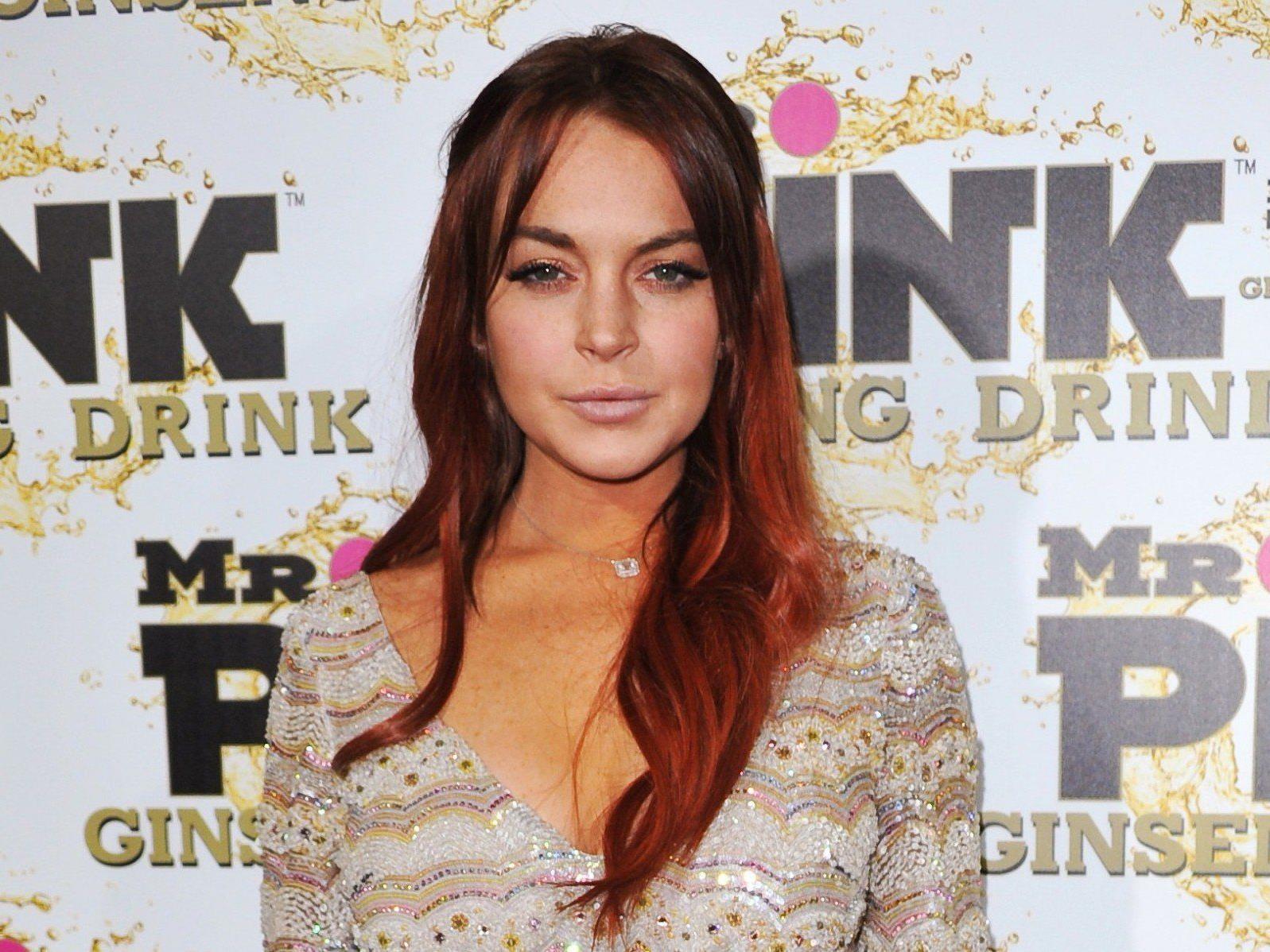 Lindsay Lohan berichtet in ihrer Show von ihrer Fehlgeburt.