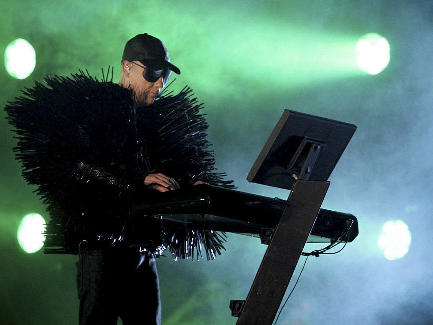 Die Pet Shop Boys kommen für ein Konzert zum Wiener Jazz Fest.