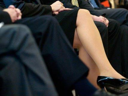 Der Frauenanteil im Europaparlament steigt stetig.