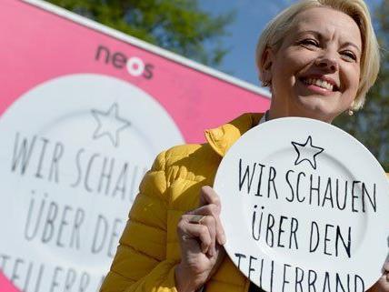 Die NEOS wollen gemeinsam mit ihren Unterstützern zum EU-Finanzierungsziel kommen.