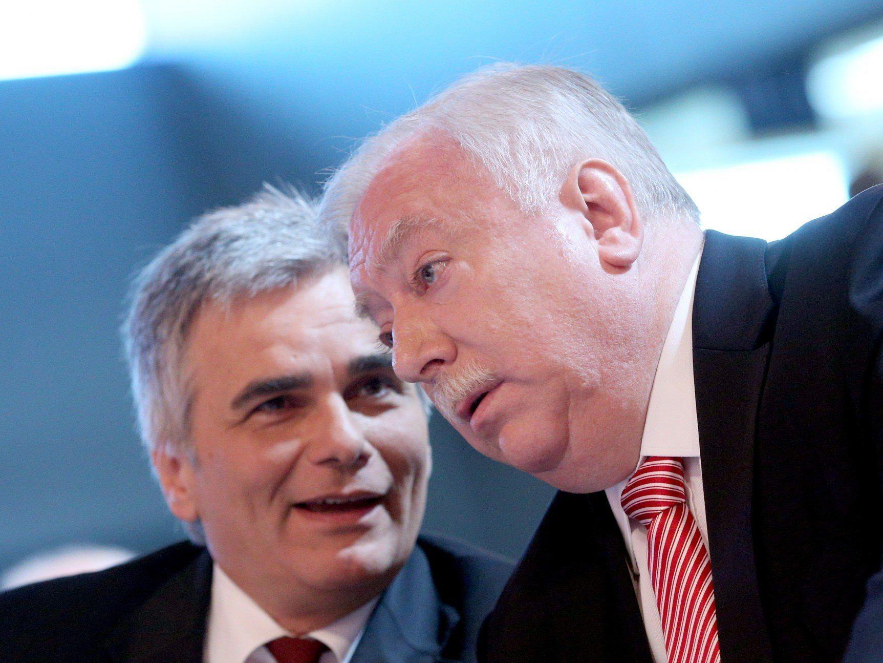 Wiener SPÖ-Parteitag am Samstag stellt EU-Wahl in den Mittelpunkt