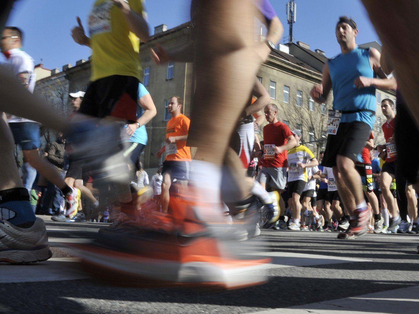 Am Samstag und Sonntag kommt es im Zuge der Läufe des Vienna City Marathons 2014 zu Straßensperren.
