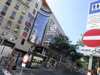 Mariahilfer Straße: Opposition und Handel kritisieren Querungskonzept