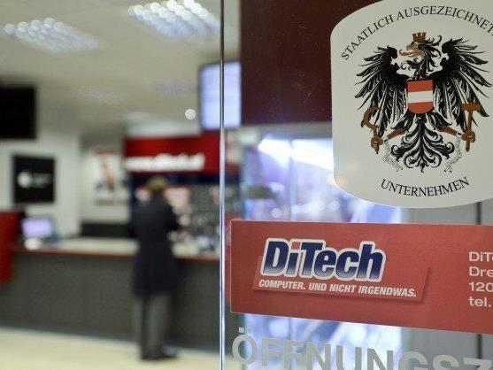 DiTech-Abverkauf noch eine Woche- Quote von unter 10 Prozent erwartet