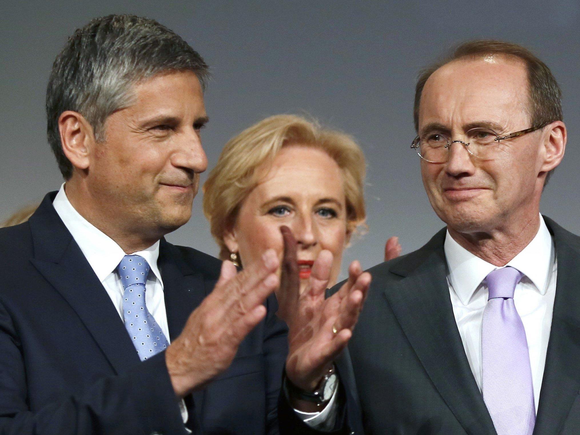 Europawahl 2014: ÖVP startete am Freitag den Intensivwahlkampf.