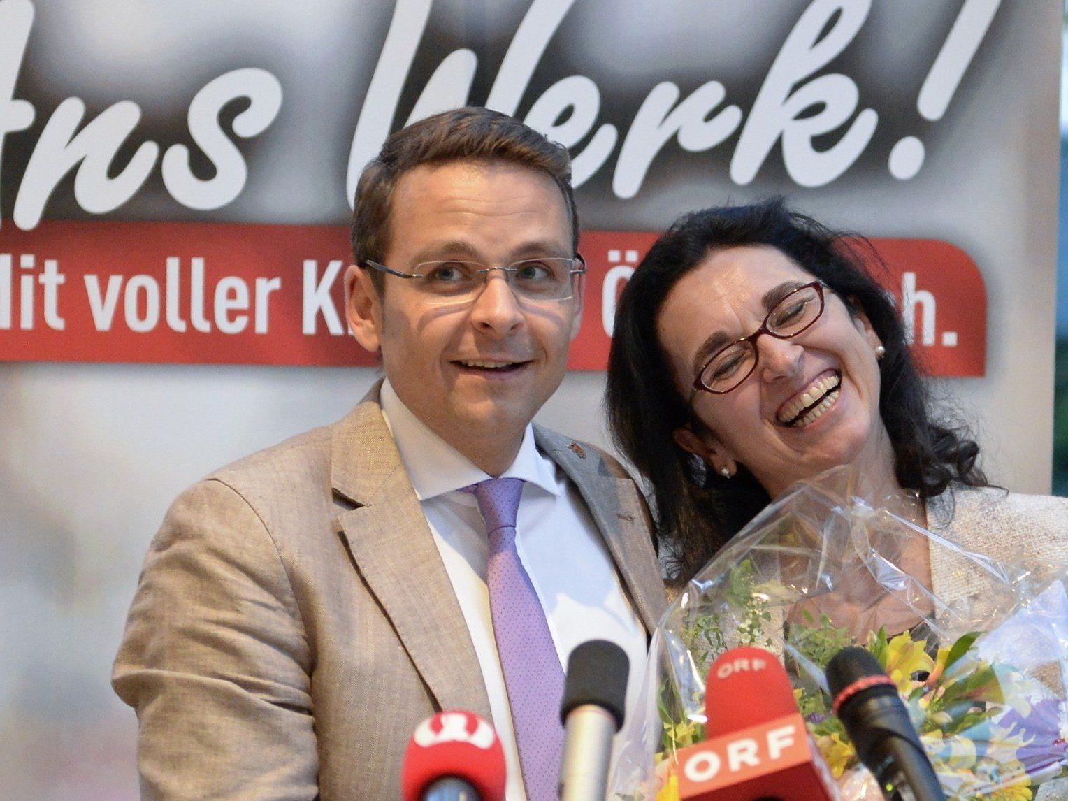 EU-Wahl: Am Montag wurde der Intensivwahlkampf des BZÖ eröffnet.