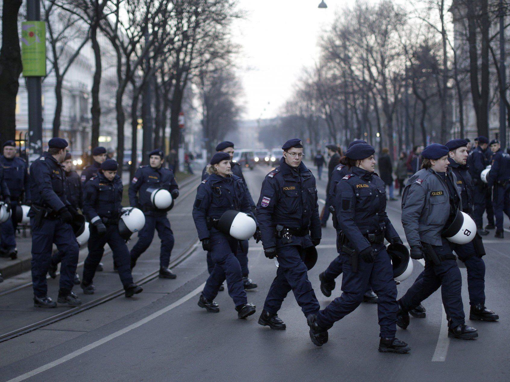 Ein Sicherheitspaket für Österreich wurde beschlossen.