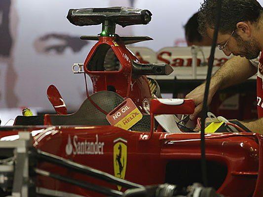 Ferrari-Star Fernando Alonso ist nach drei Rennen nur WM-Vierter.