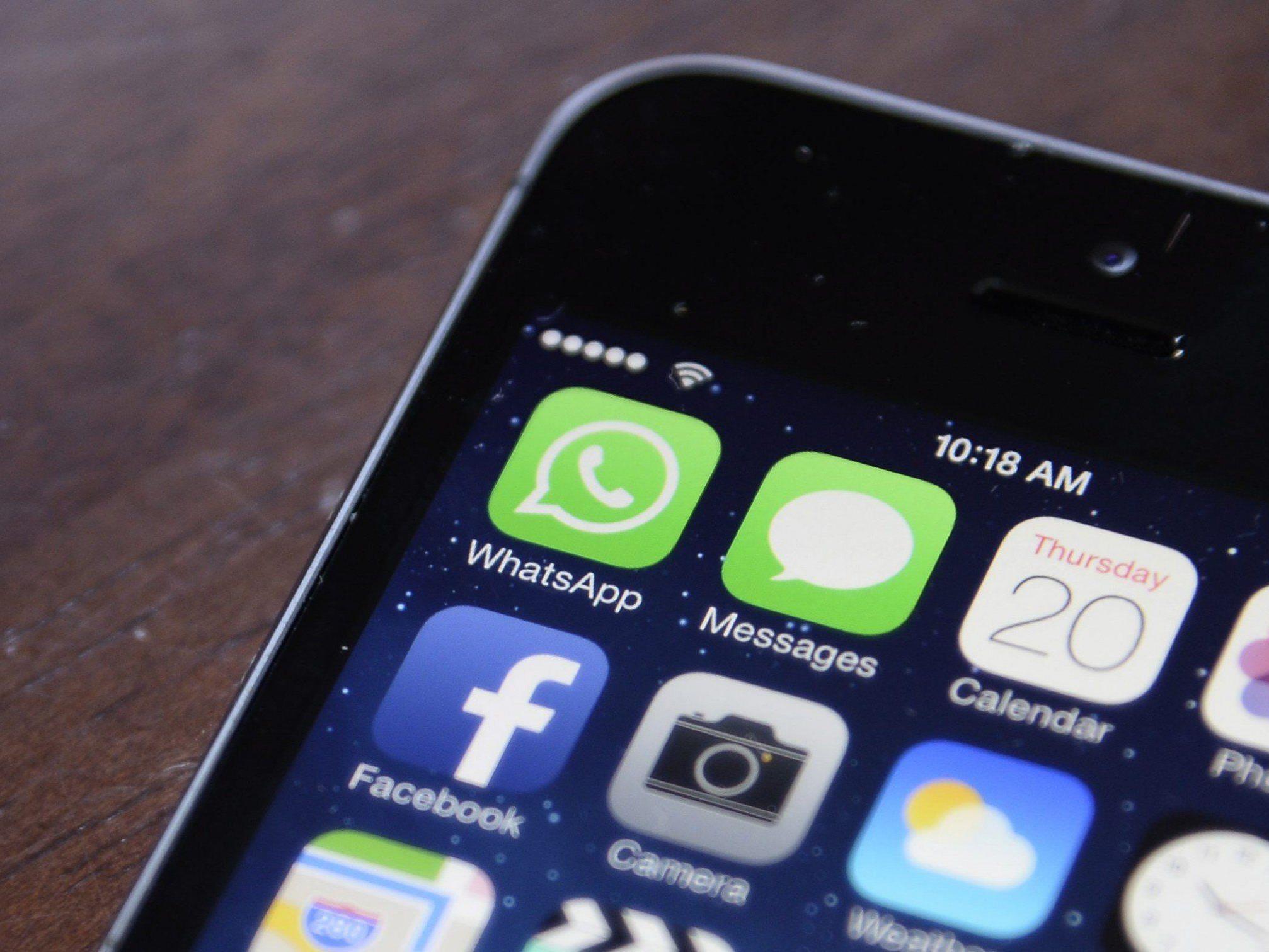 Künftig wird die Messenger-Funktion in der Facebook-App nicht mehr verfügbar sein.