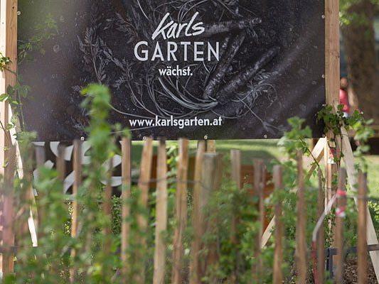 Der neue Karls Garten