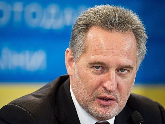 Dimitry Firtasch reagiert auf Vorwürfe der USA