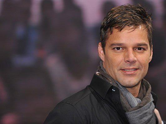 Ricky Martin wird zum Life Ball kommen