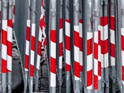 Diverse Straßensperren drohen am 1. Mai in Wien