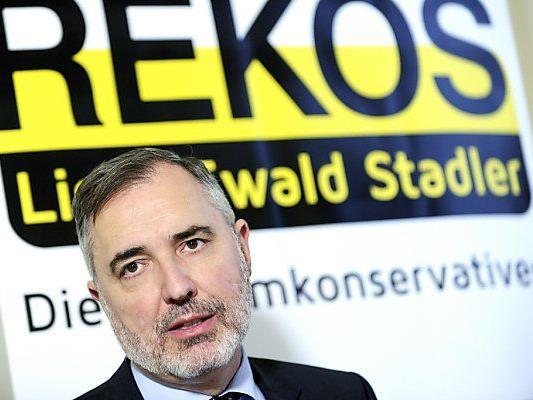 Stadler steht am Dienstag in Wien vor Gericht