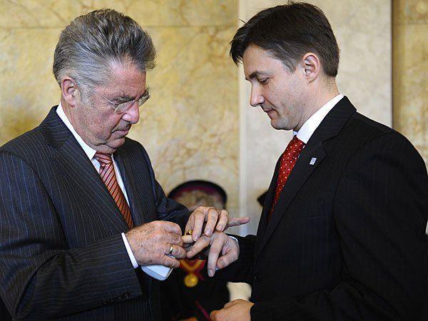 """Wenn an der TU Wien """"sub auspiciis praesidentis rei republicae"""" promoviert wird"""
