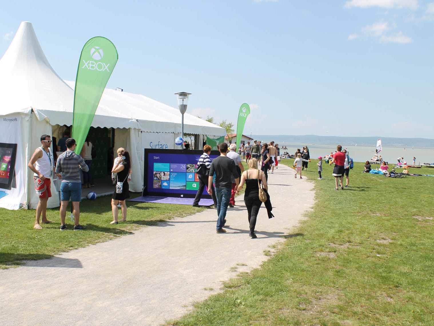 Festival-Package für den Surf Worldcup in Podersdorf gewinnen.