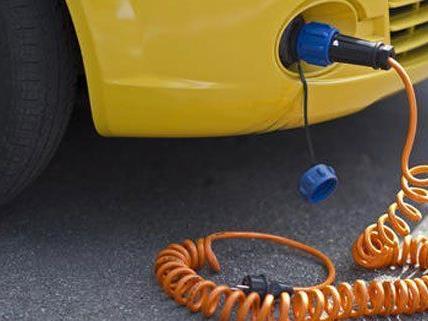In Wien könnten bald viele Elektro-Autos als Taxis unterwegs sein.