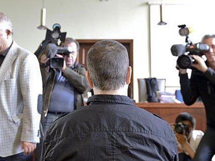 Der Verdächtige beim Prozess zum Vermisstenfall Wastl im Juni 2013.