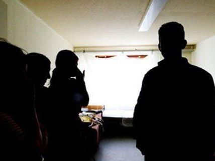 Unbegleitete minderjährige Flüchtlinge finden in Meidling Zuflucht