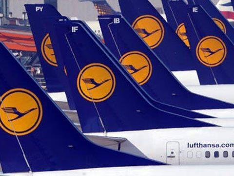 Großer Streik bei der Lufthansa ab Mittwoch.