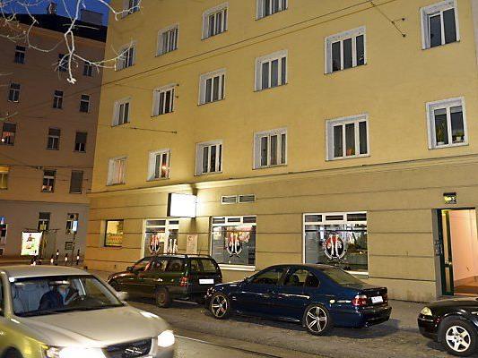 Bombenfund in Wohnhaus in der Erdbergstraße.