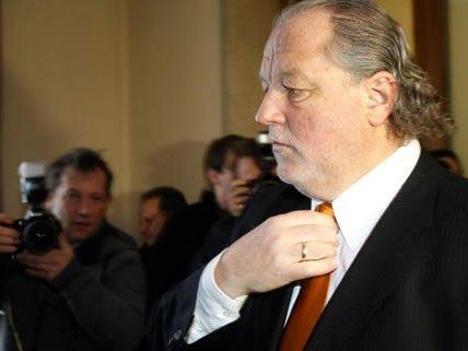 Der OGH könnte die Schuldsprüche im Fall Hannes Kartnig abändern.