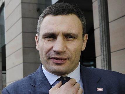 Vitali Klitschko soll Firtasch in Wien besucht haben.