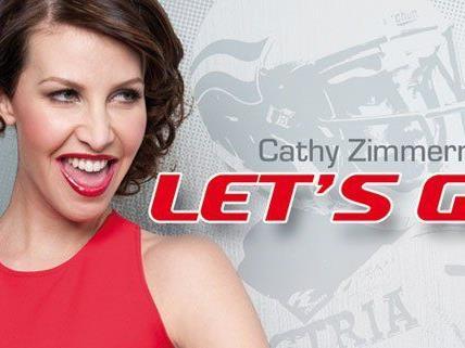 Cathy Zimmermann singt den offizellen Song zur Football EM.