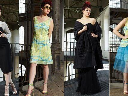Im Frühling 2014 ist wandelbare Mode angesagt.