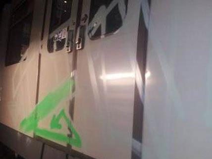 Graffiti-Sprayer in Wien festgenommen