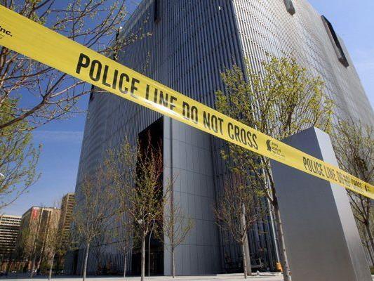 In einem Gerichtssaal in Salt Lake City erschoss ein Polizist einen Angeklagten.