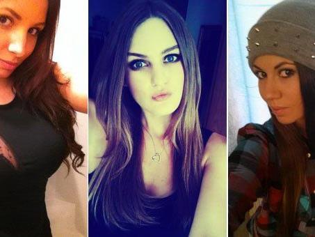 Selfie-Session: Themenschwerpunkt bei der Miss Online Wahl 2014.