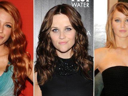 Diese Stars sind wandelbar und wechseln auch ihre Haarfarben.