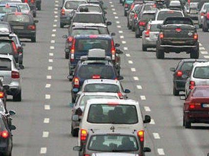 Am Osterwochenende ist rund um Wien mit einem hohen Verkehrsaufkommen zu rechnen.