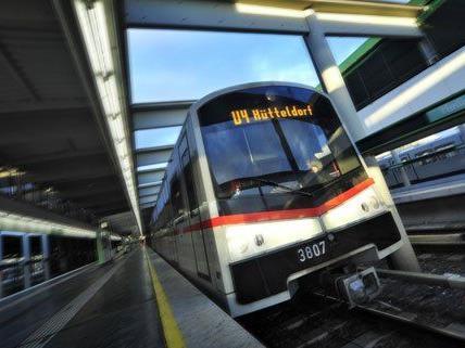 In einer U4-Station wurde ein mutmaßlicher Taschendieb festgenommen.