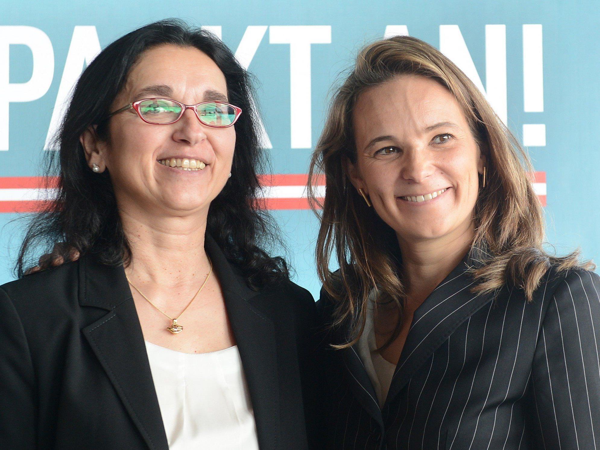 Werthmann statt Ulrike Haider-Quercia: BZÖ mit neuer EU-Spitzenkandidatin.