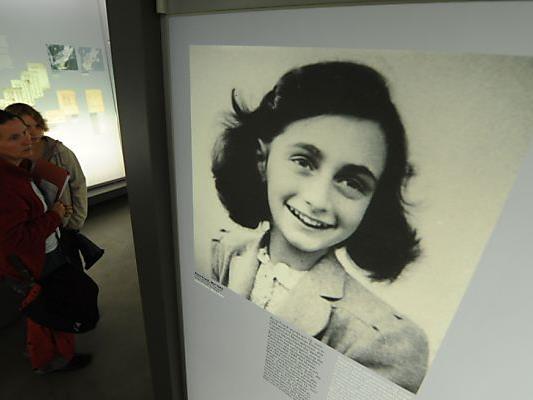 Anne Frank durch ihre Tagebücher weltbekannt