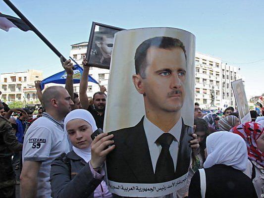 Assad ohne ernstzunehmende Gegner