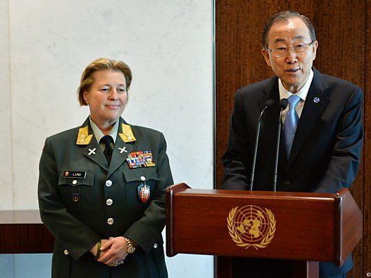 Kristin Lund vom UNO-Gerneralsekretär ernannt