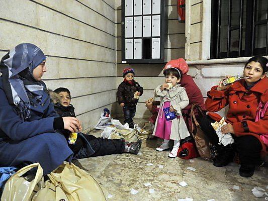 1.500 Syrer sollen nach Österreich kommen