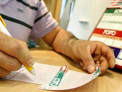Bei der kommenden Lotto-Ziehung geht es um 1,8 Millionen Euro.