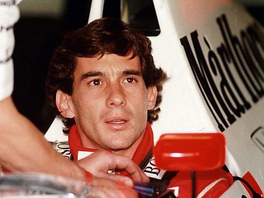 Senna starb vor 20 Jahren