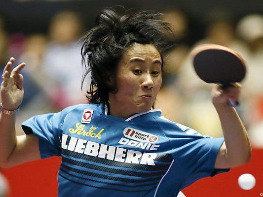 Liu Jia steuerte zwei Siege bei
