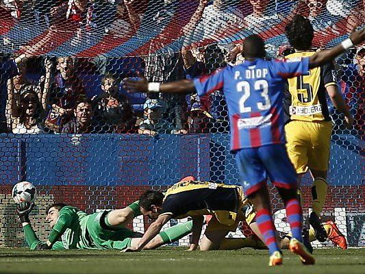 Primera Division bleibt weiter spannend